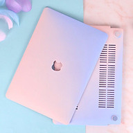 COMBO 3in1 - Case, ốp kèm phủ bàn phím dành cho Macbook [Tặng kèm nút chống bụi Macbook - Màu ngẫu nhiên] - Hàng chính hãng thumbnail
