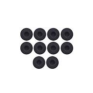 Bộ 10 mút bông lọc âm, bọc đệm tai nghe nhét trong Earbuds nhiều màu (mút nhỏ) giúp êm tai & tăng âm bass thumbnail