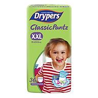 Tã Quần Drypers ClassicPantz Gói Đại XXL36 (36 Miếng) thumbnail