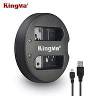 Combo Pin sạc Kingma for Nikon EN-EL15, Hàng chính hãng thumbnail