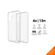 Ốp lưng chống sốc Gear4 D3O Crystal Palace 4m cho Samsung Galaxy S21 Series - Hàng chính hãng thumbnail