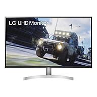 Màn hình máy tính LG UHD 4K 31.5 VA UHD 4K HDR Loa 5W 32UN500-W - Hàng chính hãng thumbnail