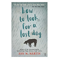 Usborne Middle Grade Fiction How to look for a lost dog thumbnail