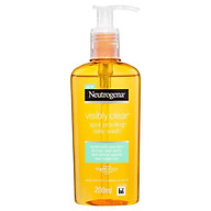 Neutrogena Visibly Clear Spot Proofing Daily Wash 200ml thumbnail