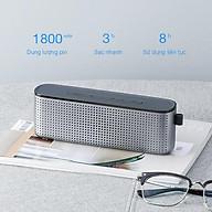 Loa Bluetooth 5.0 Chống Nước IPX7 Super Bass VIVAN Công suất 10W, Dung Lượng Pin 1800mAh, Playtime 8H Hỗ Trợ Thẻ Micro SD & AUX - Hàng Chính Hãng thumbnail