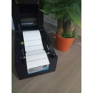 Set 5 cuộn giấy in tem shop thời trang 35 22mm thumbnail