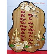 Tranh gỗ thư pháp chữ CHA MẸ thumbnail