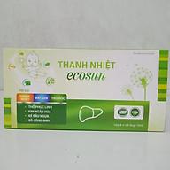 Thực phẩm bảo vệ sức khỏe Thanh Nhiệt ECOSUN giải độc, mát gan thumbnail