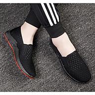 Giày Lười Nam Đế Cao Lỗ Thoáng Khí êm chân Ts01 thumbnail