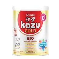 [Tinh tuý dưỡng chất Nhật Bản] Sữa bột KAZU BIO GOLD 350g 0+ (dưới 12 tháng) thumbnail