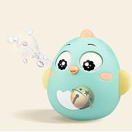 Đồ chơi lật đật phát âm thanh hình gà con xinh xắn biết chớp mắt và có nhạc nhẹ nhàng cho bé yêu, chọn màu theo ý-Đồ chơi giải trí - Đồ chơi ngộ nghĩnh cho bé từ 3 tháng tuổi trở lên thumbnail
