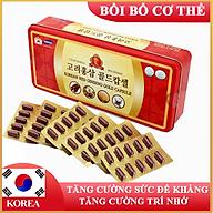 Viên Hồng Sâm Đông Trùng Hạ Thảo Hộp 120 Viên thumbnail