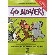 Go Movers - Cambridge YLE Test (with CD) thumbnail