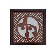 Tấm chống ám khói hương bàn thờ mẫu chữ An - TL283 thumbnail