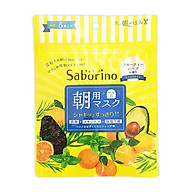 Saborino morning mask 32 pcs thumbnail