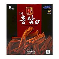 Nước Hồng Sâm Pocher Hàn Quốc 6 Tuổi KOREAN RED GINSENG DRINK thumbnail