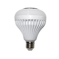 Bóng đèn kiêm loa nhiều màu ( LED Music) cao cấp, phát đủ màu liên tục nghe nhạc hay kết nốt bluetooth dễ dàng sử dụng thumbnail