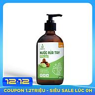 Nước rửa tay chiết xuất Bồ Hòn và tinh dầu Chanh 500ml JULYHOUSE sạch khuẩn, mùi thơm thư giãn thumbnail