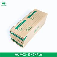 MC2 - 25x9x9 cm - 20 Thùng hộp carton thumbnail