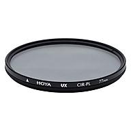 Kính Lọc Filter Hoya UX CPL 77mm - Hàng Chính Hãng thumbnail