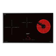 Bếp điện từ kếp hợp đa vùng nấu KAFF KF-IC79H - Hàng chính hãng thumbnail