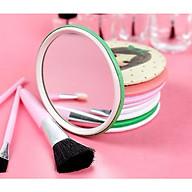 Bộ 3 gương trang điểm mini bỏ túi ví tiện lợi thumbnail