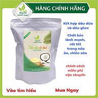 Dầu dừa ghee Viet Healthy 1 lít (túi tiện lợi) thumbnail