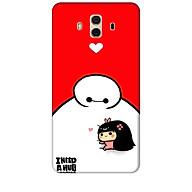 Ốp lưng dành cho điện thoại Huawei MATE 10 Big Hero Baby thumbnail