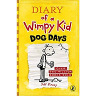 Diary of a Wimpy Kid Dog Days (Book 4) thumbnail