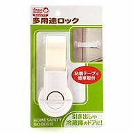 Khóa gài ngăn kéo, tủ lạnh bảo vệ trẻ em - Hàng nội địa Nhật thumbnail