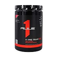 Tăng năng lượng trước khi tập Rule 1 Pre Train 2.0, 25 servings, 390g thumbnail