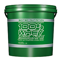 100% WHEY PROTEIN ISOLATE 4000G CHOCOLATE thumbnail