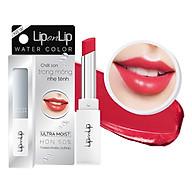 Son trang điểm dưỡng tối ưu Lip On Lip Water Color 2.2g thumbnail