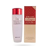 Nước hoa hồng dưỡng da săn chắc chống lão hóa Collagen 3W CLINIC Hàn Quốc 150ml thumbnail