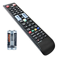 Remote Điều Khiển Cho Smart TV, Internet TV SAMSUNG AA59-00638A (Kèm Pin AAA Maxell) thumbnail