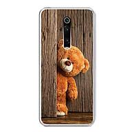 Ốp lưng điện thoại Xiaomi Mi 9T Pro - Silicon dẻo - 0136 TEDDY - Hàng Chính Hãng thumbnail