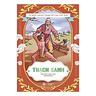 Tủ Sách Truyện Tranh Cổ Tích Việt Nam - Thạch Sanh thumbnail