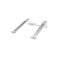 L181A Aluminum Laptop Stand Desktop Portable Silicone Non-slip Ergonomic Laptop Holder Cooling Bracket thumbnail