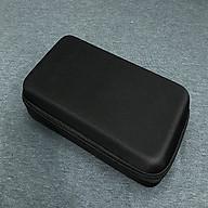 Hộp túi đựng 2 micro không dây, micro đa năng cho loa kéo, micro karaoke gia đình, bóp đựng micro, túi đựng micro thumbnail