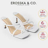 Dép cao gót thời trang Erosska xo ngo n phong ca ch Ha n Quô c cao 7cm EM065 thumbnail