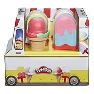 Đồ chơi đất nặn kem cây ngọt ngào Play- Doh thumbnail