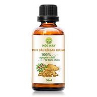 Tinh dầu Gỗ Đàn Hương 50ml Mộc Mây - tinh dầu thiên nhiên nguyên chất 100% - chất lượng và mùi hương vượt trội - Có kiểm định - Hương ngọt ngào, trầm, dai dẳng, quyến rũ nồng ấm từ loài gỗ quý hiếm nhất thế giới thumbnail