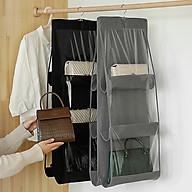 Túi treo giỏ xách 6 ngăn 3 tầng đa năng thumbnail