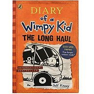 Diary Of A Wimpy Kid 09 The Long Haul (Paperback) thumbnail