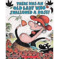 There Was An Old Lady Who Swallowed A Rose thumbnail