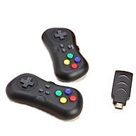 Máy chơi game điện tử 4 nút 638 tay cầm không dây (cổng kết nối HDMI) thumbnail