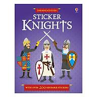 Usborne Sticker Knights thumbnail