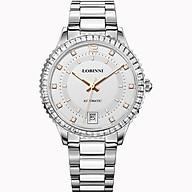 Đồng hồ nữ Lobinni L2016-2 Chính hãng Thụy Sỹ thumbnail