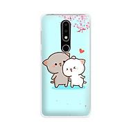 Ốp lưng điện thoại Nokia 6.1 plus X6 - 01171 7871 CUTE15 - Silicon dẻo - Hàng Chính Hãng thumbnail