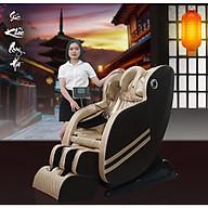 Ghế Massage QUEEN CROWN QC-V9 Chất Lượng Cao - Máy Mát xa Toàn Thân Tích Hợp Nhiệt - Hàng Chính Hãng thumbnail